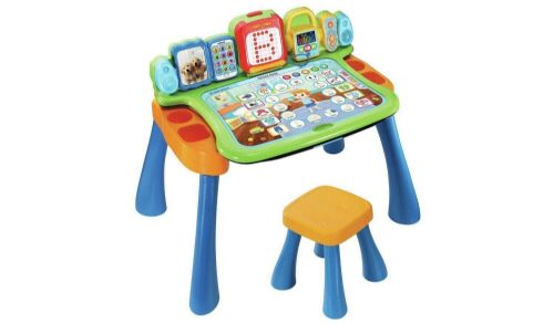 VTech Touch and Learn 4-in-1 Activity Desk 195803